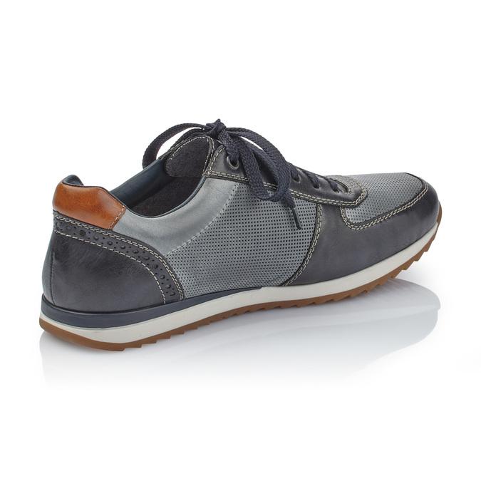 RIEKER Chaussures Homme rieker, Bleu, 844-9669 - 15