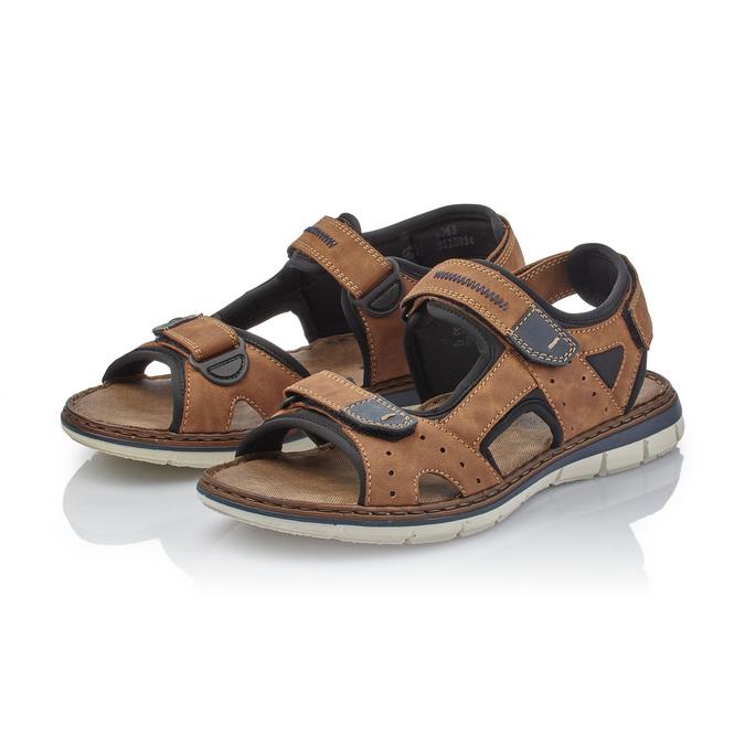 RIEKER Chaussures Homme rieker, Brun, 861-4196 - 26