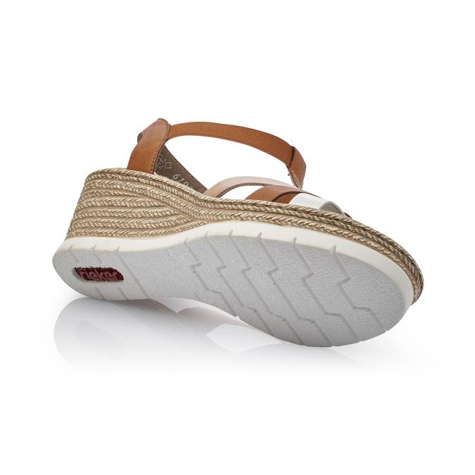 RIEKER Chaussures Femme rieker, Brun, 661-4318 - 17