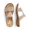 RIEKER Chaussures Femme rieker, Beige, 661-2199 - 16