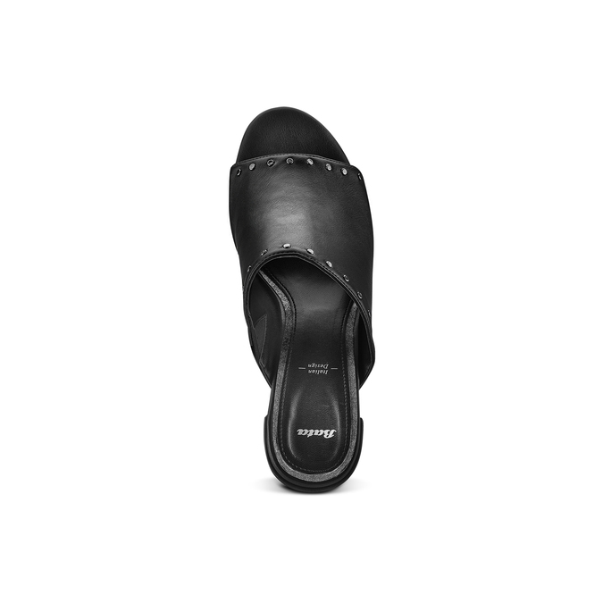 BATA Chaussures Femme bata, Noir, 761-6373 - 17