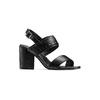 BATA Chaussures Femme bata, Noir, 761-6363 - 13