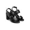 BATA Chaussures Femme bata, Noir, 761-6363 - 16
