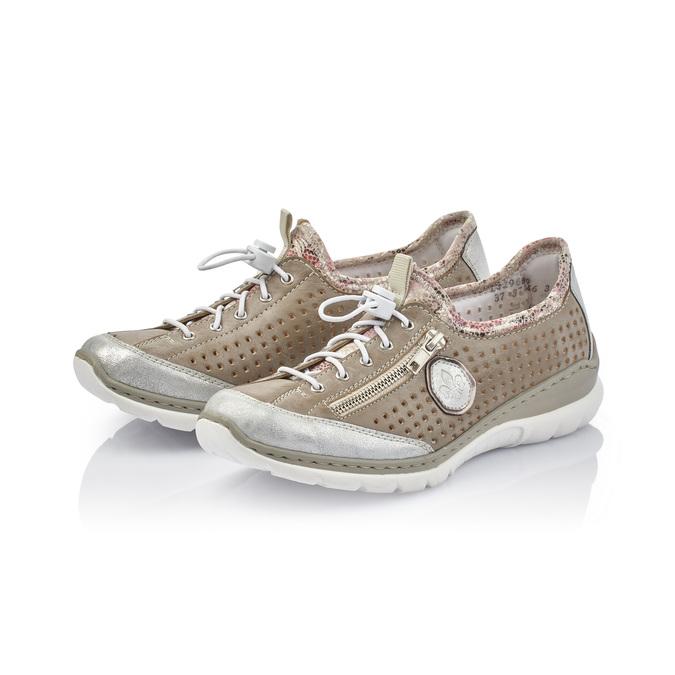 RIEKER Chaussures Femme rieker, Beige, 541-2440 - 26