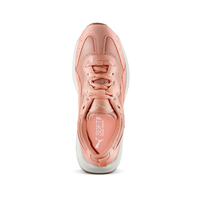Chaussures Femme puma, Rose, 509-5183 - 17