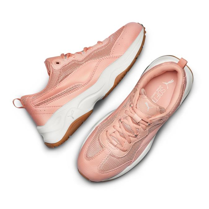 PUMA Chaussures Femme puma, Rose, 509-5183 - 26
