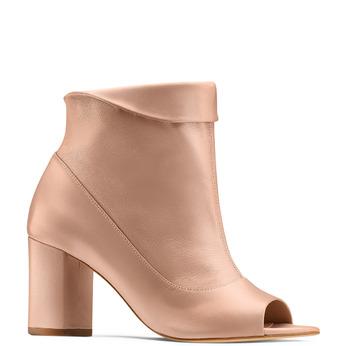 BATA Chaussures Femme bata, Jaune, 724-8376 - 13
