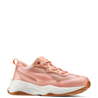 Chaussures Femme puma, Rose, 509-5183 - 13