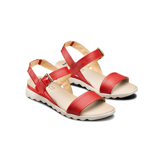 COMFIT Chaussures Femme comfit, Rouge, 564-5163 - 16