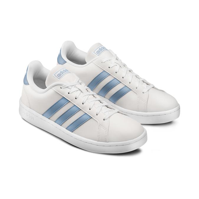 ADIDAS  Chaussures Homme adidas, Blanc, 801-1961 - 16