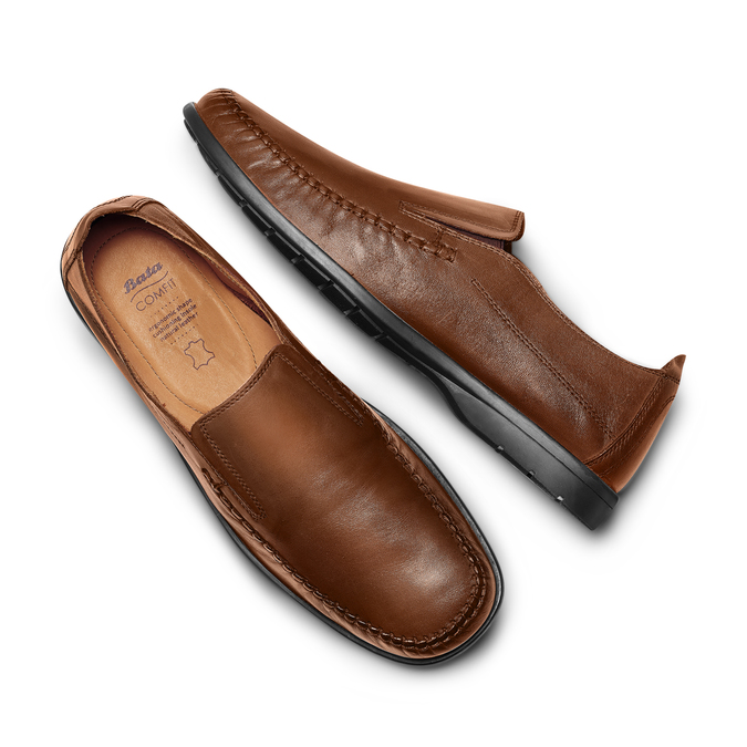 COMFIT Chaussures Homme comfit, Brun, 854-4120 - 26