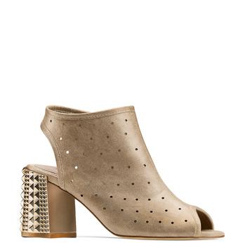 BATA Chaussures Femme bata, Gris, 761-2301 - 13