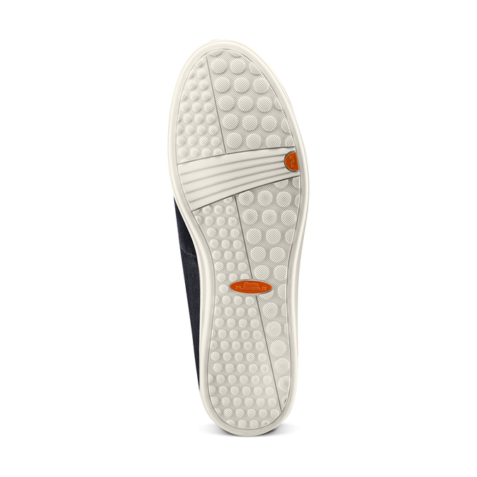 FLEXIBLE Chaussures Homme flexible, Bleu, 853-9106 - 19