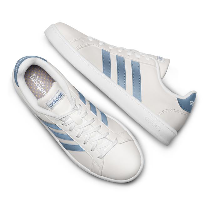 ADIDAS  Chaussures Homme adidas, Blanc, 801-1961 - 26