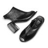 BATA Chaussures Femme bata, Noir, 761-6301 - 26