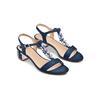 BATA Chaussures Femme bata, Bleu, 669-9383 - 16