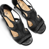 INSOLIA Chaussures Femme insolia, Noir, 769-6157 - 26