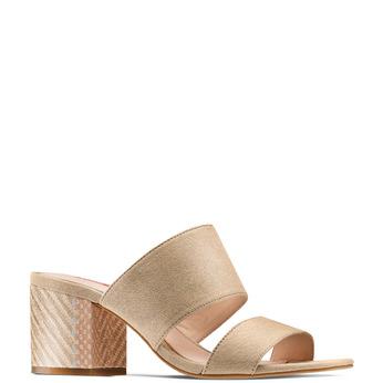 BATA RL Chaussures Femme bata-rl, Jaune, 769-8150 - 13