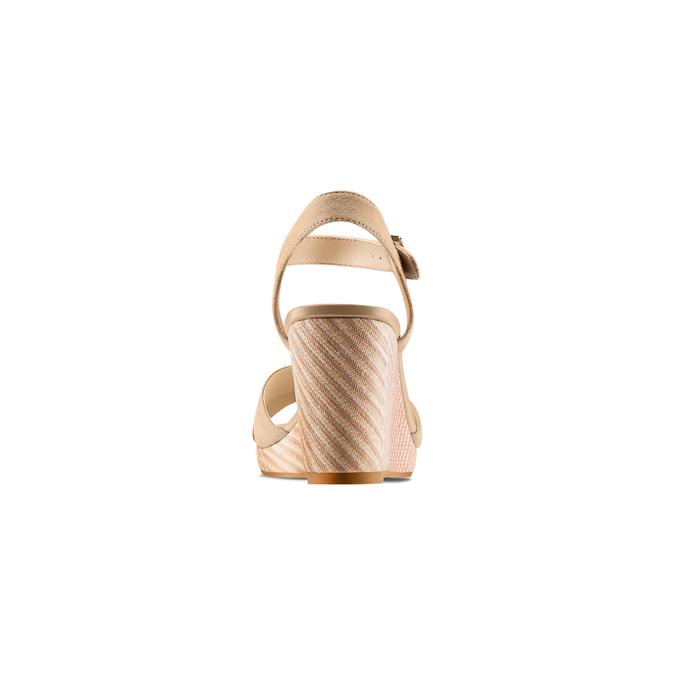 BATA RL Chaussures Femme bata-rl, Jaune, 769-8145 - 15