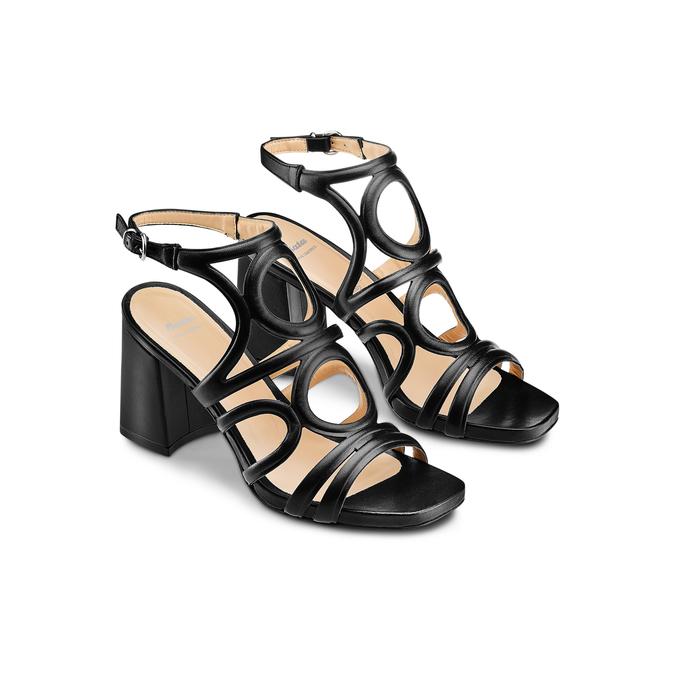 BATA Chaussures Femme bata, Noir, 764-6549 - 16