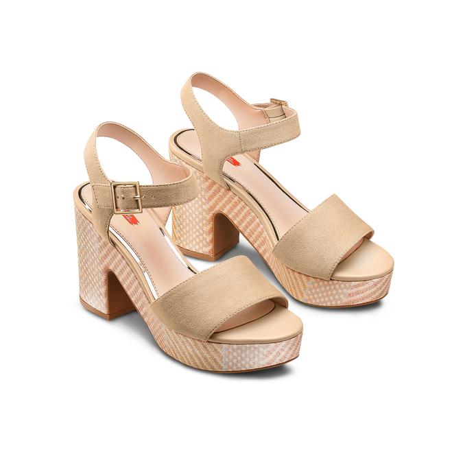 BATA RL Chaussures Femme bata-rl, Jaune, 769-8148 - 16
