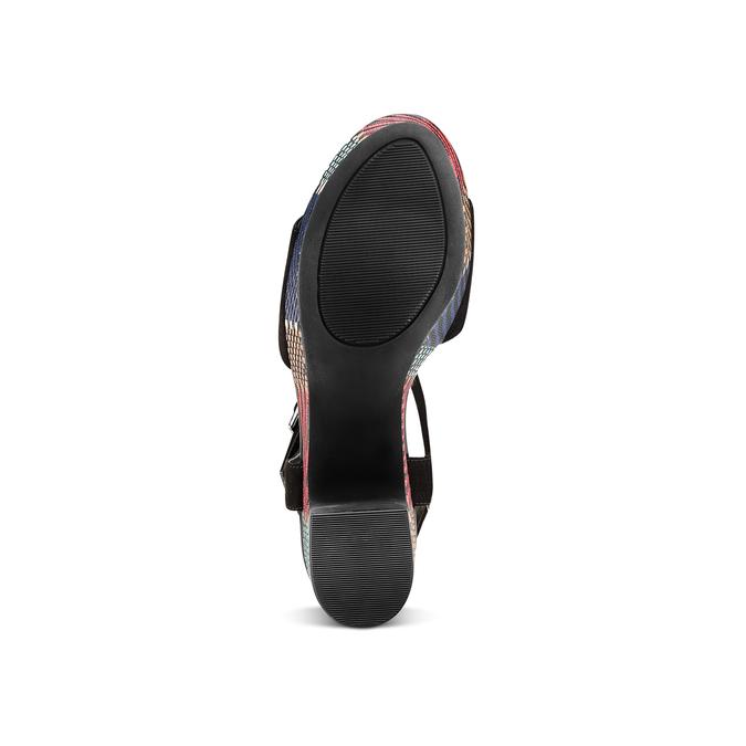 BATA RL Chaussures Femme bata-rl, Noir, 769-6148 - 19