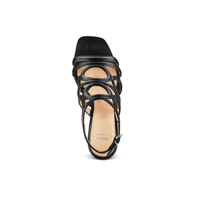 BATA Chaussures Femme bata, Noir, 764-6549 - 17