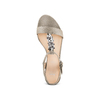 BATA Chaussures Femme bata, Gris, 669-2383 - 17