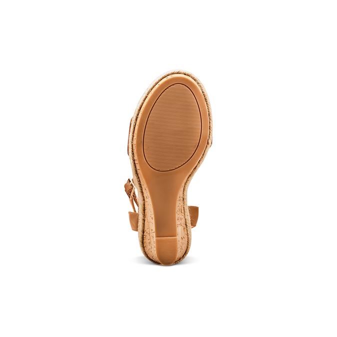 BATA RL Chaussures Femme bata-rl, Brun, 761-3122 - 19