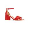 BATA Chaussures Femme bata, Rouge, 663-5377 - 13