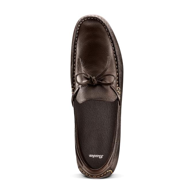 BATA Chaussures Homme bata, Brun, 854-4255 - 17