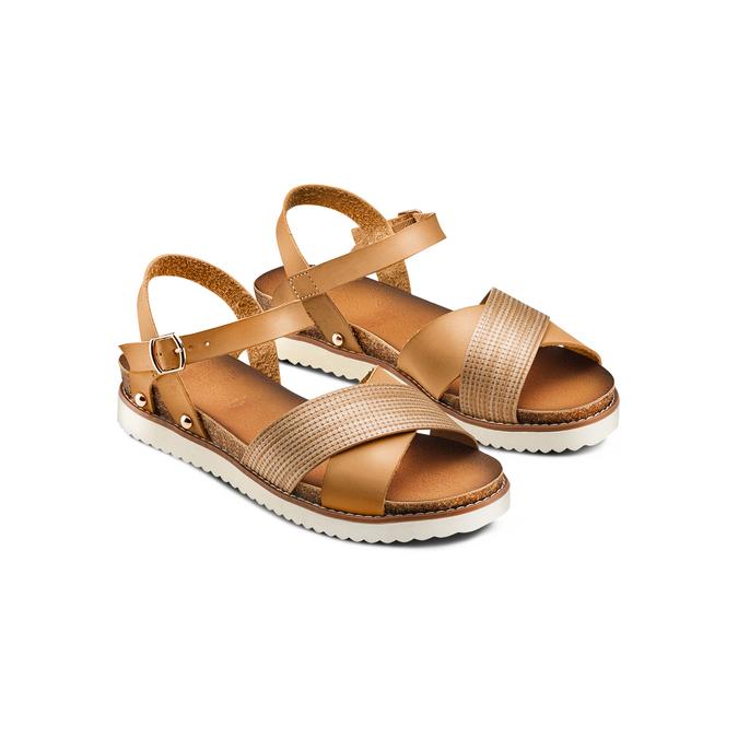 BATA Chaussures Femme bata, Brun, 561-3558 - 16