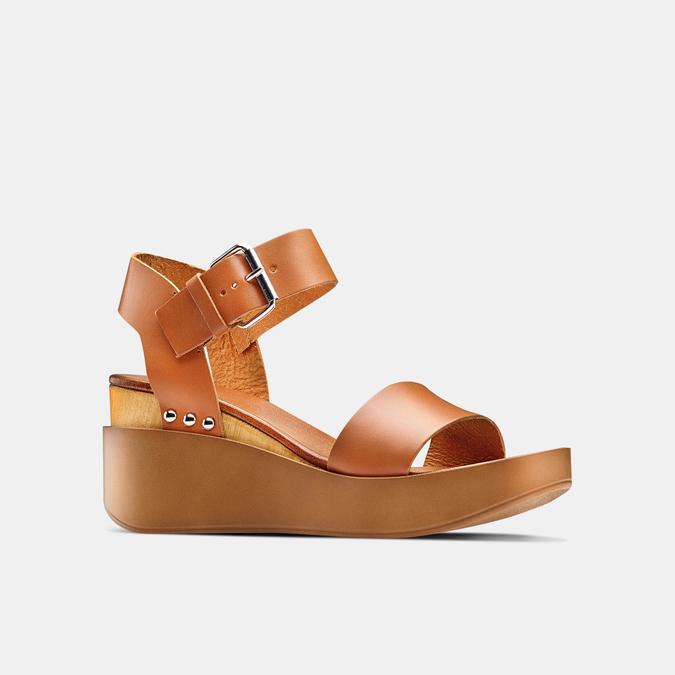 BATA Chaussures Femme bata, Brun, 764-3433 - 13