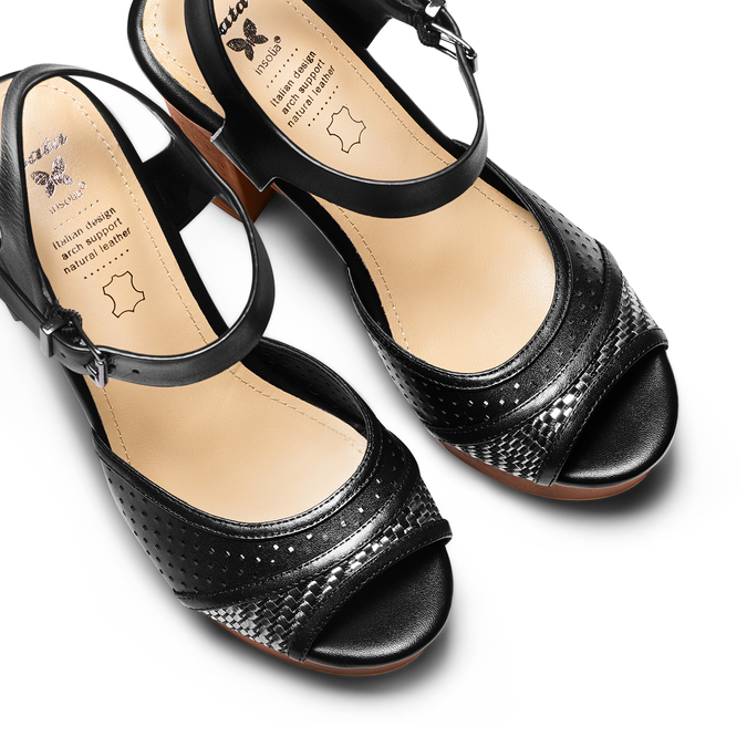 INSOLIA Chaussures Femme insolia, Noir, 764-6190 - 26
