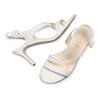 BATA Chaussures Femme bata, Blanc, 764-1535 - 26