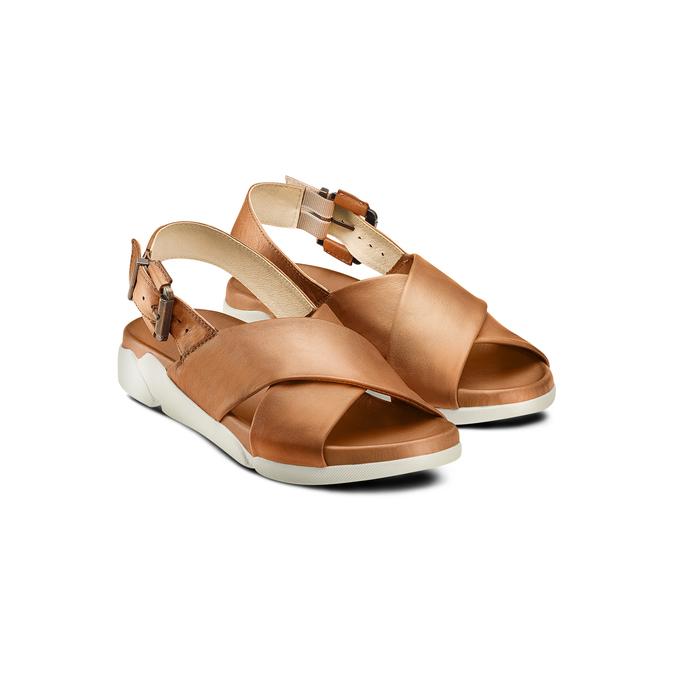 BATA Chaussures Femme bata, Brun, 564-3395 - 16