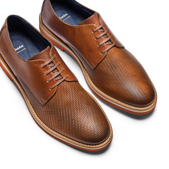 BATA Chaussures Homme bata, Brun, 824-4483 - 26