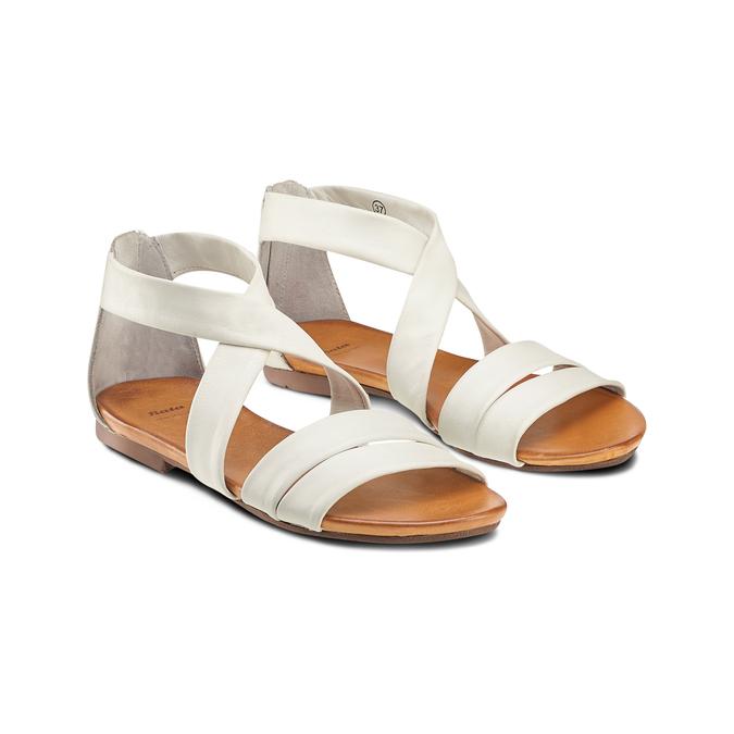 BATA Chaussures Femme bata, Blanc, 564-1327 - 16