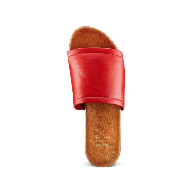 BATA Chaussures Femme bata, Rouge, 564-5146 - 17