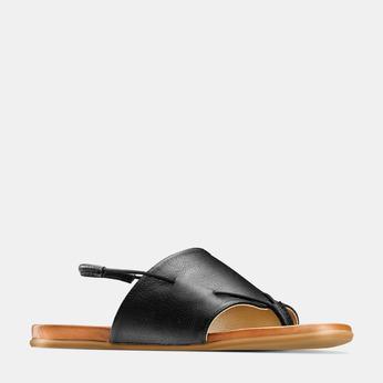 BATA Chaussures Femme bata, Noir, 564-6385 - 13