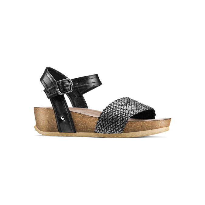 BATA Chaussures Femme bata, Noir, 669-6373 - 13