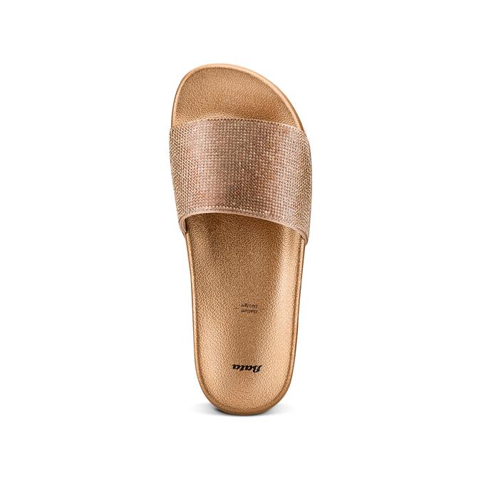 BATA Chaussures Femme bata, Rose, 571-5570 - 17