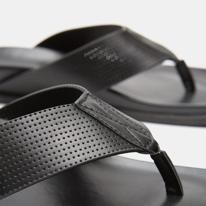 BATA Chaussures Homme xti, Noir, 861-6253 - 16