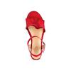 BATA Chaussures Femme bata, Rouge, 669-5382 - 17