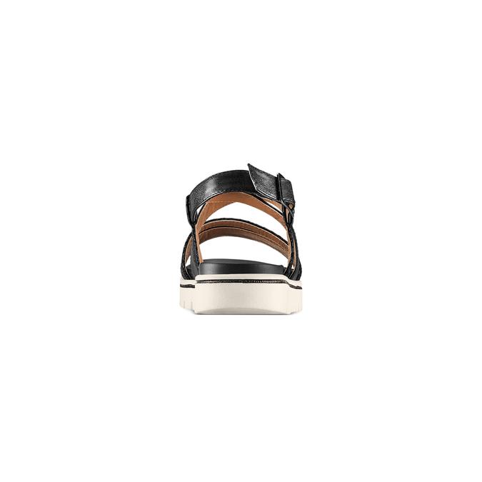 BATA Chaussures Femme bata, Noir, 561-6564 - 15