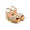 BATA Chaussures Femme bata, Beige, 763-8591 - 16