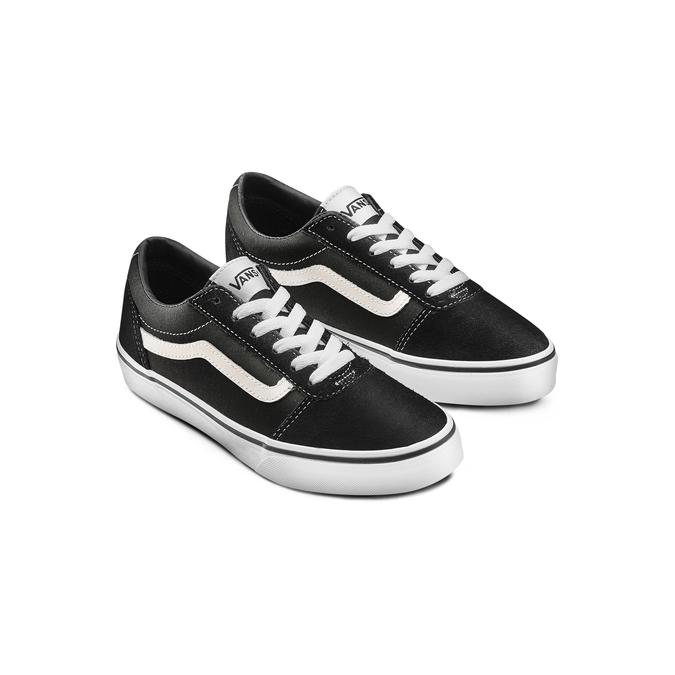 Chaussures Enfant vans, Noir, 489-6103 - 16