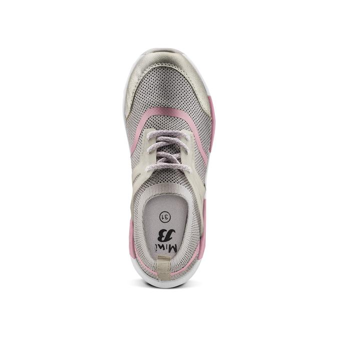 MINI B Chaussures Enfant mini-b, Gris, 329-2282 - 17