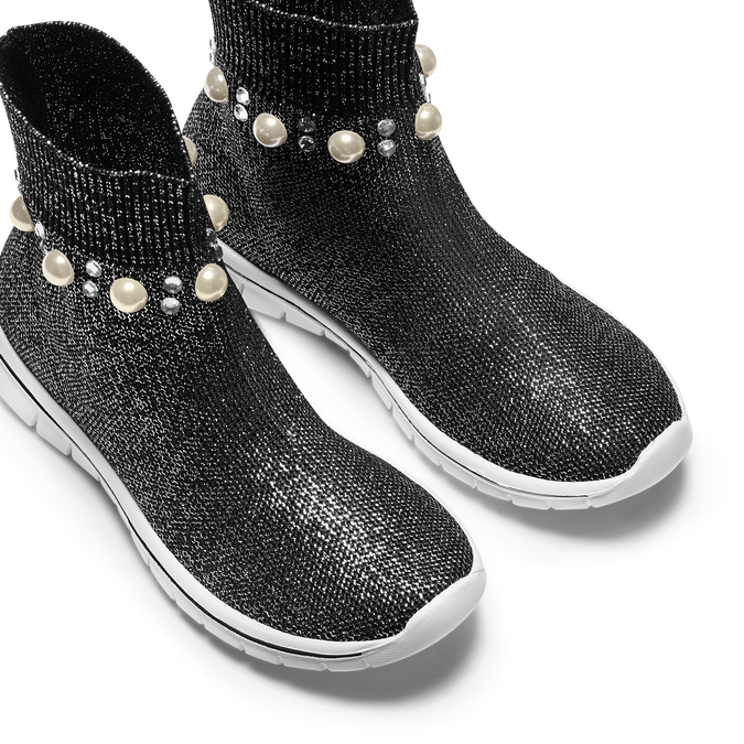 MINI B Chaussures Enfant mini-b, Argent, 329-6342 - 17