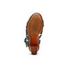 BATA Chaussures Femme bata, Noir, 761-6582 - 19